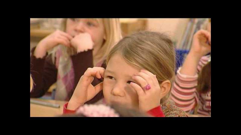 Playway Teacher training films - Part 2 Multi-sensory vocabulary drilling