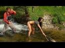 Девушки на рыбалке - Угарные приколы / Girls fishing