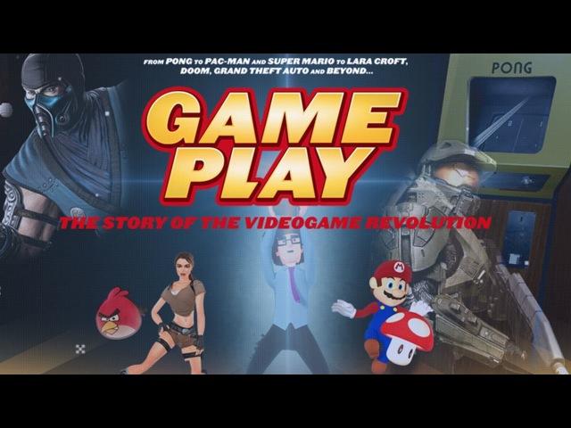 Геймплей История революции видеоигр (2015) [Полный фильм]