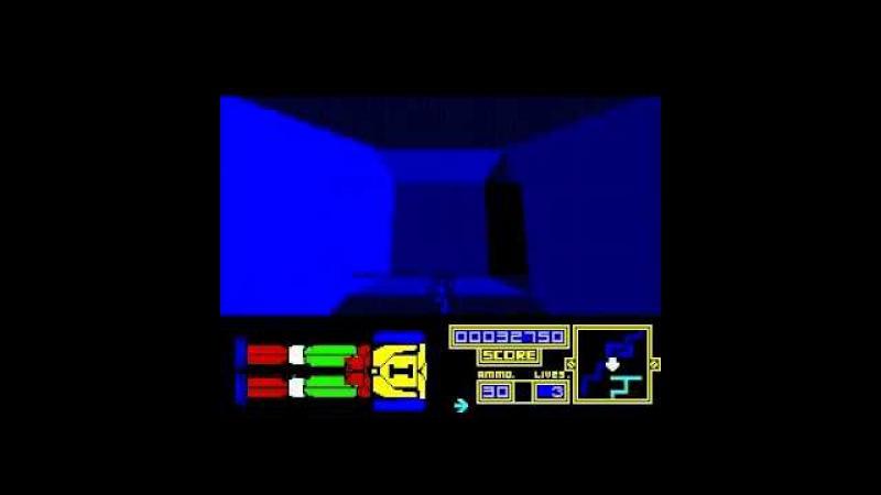 I Of The Mask - ZX Spectrum Longplay