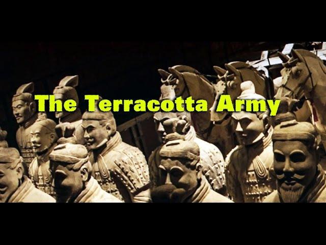 Неразгаданные тайны Терракотовой армии (2014)
