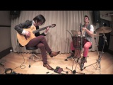Godin Multiac Nylon Demo by Tomohiro Maeda with Leo Komazawa