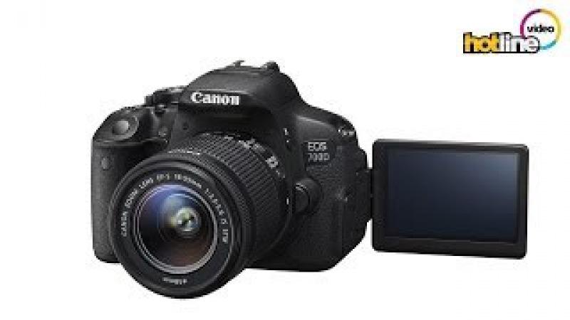 Обзор фотокамеры Canon EOS 700D