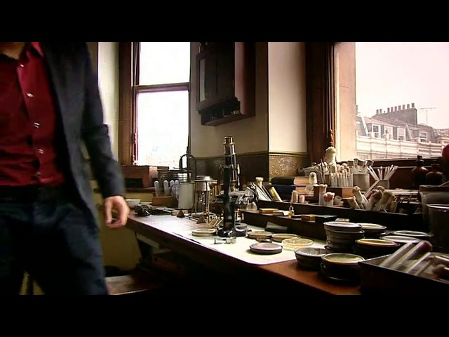 BBC Клетка Химия жизни 2 серия