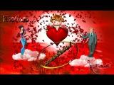 С Днем Влюблённых ~ красивое поздравление в День Святого Валентина!