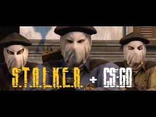 S.T.A.L.K.E.R. CS:GO (озвучка S.T.A.L.K.E.R)