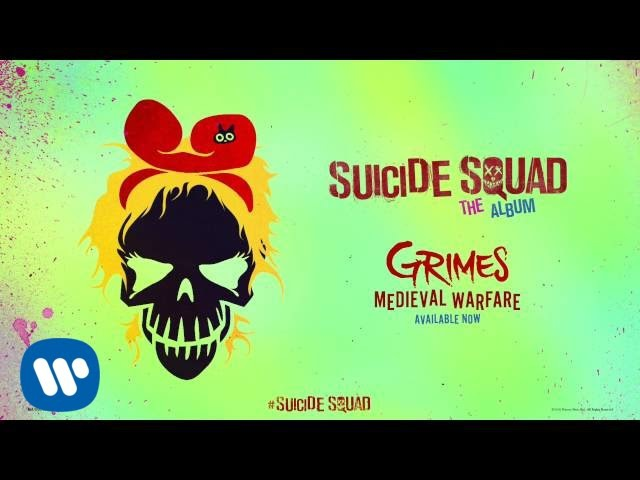 Grimes - Medieval Warfare (from Suicide Squad The Album) [Official Audio]