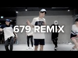 679 - Fetty Wap ft. Remy Boyz (DJ Spider Remix) Koosung Jung Choreography
