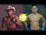 James Moontasri vs. Alex Oliveira - UFC ON FOX 20 Alex Oliveira Training