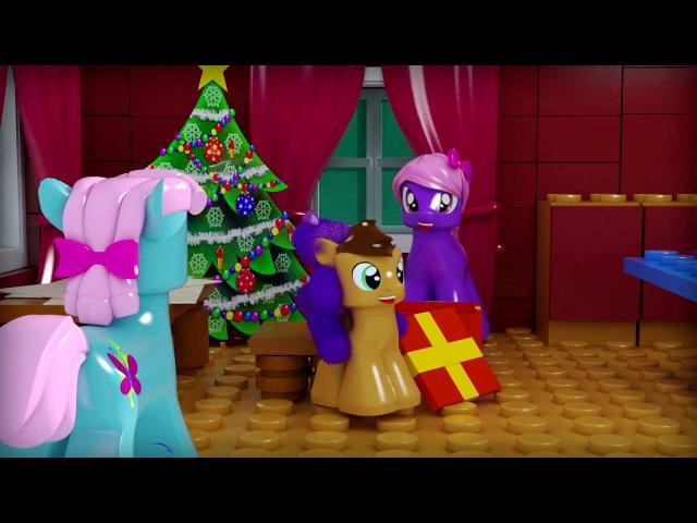 My Lego Pony: Christmas Gift (animation)