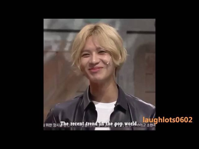 SHINee TRY NOT TO LAUGH CHALLENGE