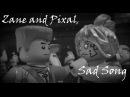 LEGO Ninjago | Zane♥Pixal | Sad Song