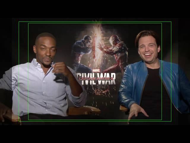 Первый мститель: Противостояние - Энтони Маки и Себастьян Стэн изображают русский акцент