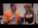 Angela Sommers @ Adult Entertainment Expo 2013