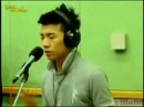2PM Taec, Junsu, Wooyoung [인연(Tie)] Live @ Kiss The Radio KBS2FM 090427.flv