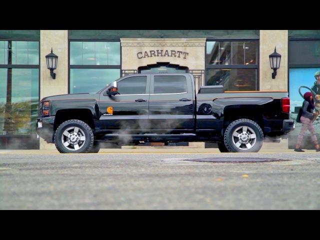 2017 Chevrolet Silverado 2500HD CARHARTT Concept | SEMA Show