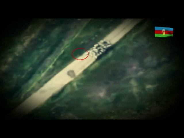 Прапорщик Эйнуллаев: «Я пошел впереди танков, сказав им следовать за мной к стратегическим высотам…»