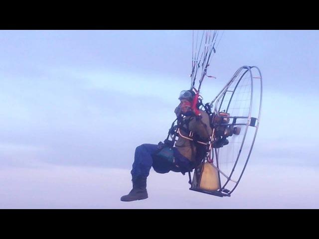 Полёты на Параплане в Ямансазе
