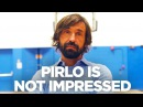 Pirlo Is Not Impressed ft Harlem Globetrotters