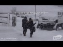 1-10-17 Truckee, California Winter Storm Warning - Heavy Snow - Digging Out