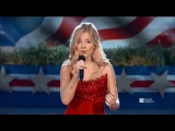 Jackie Evancho - Star Spangled Banner &amp God Bless America - For Trump Inauguration