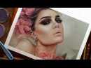 Linda Hallberg - Time lapse drawing and my drawing progress since 2009