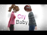 [MMD](TNHB) Cry Baby (Alen , Karolina the killer)