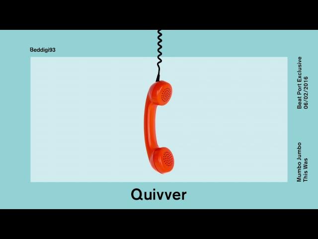 Quivver - Mumbo Jumbo / This Was