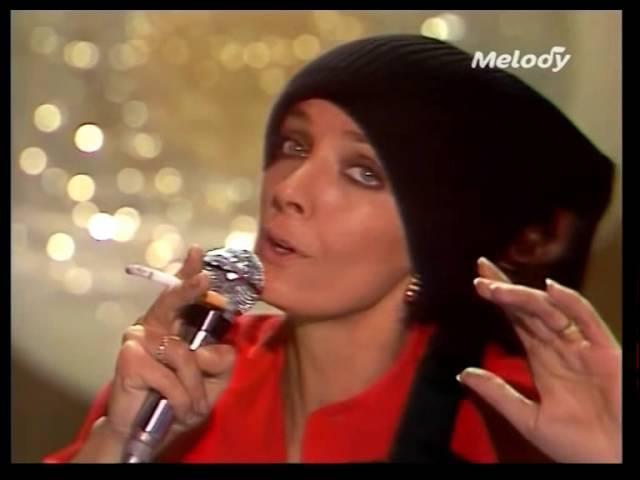 Marie Laforêt - Touche-moi - live