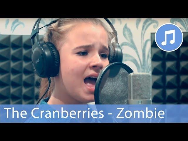 Песня The Cranberries Zombie Видео кавер cover Марии Сальниковой