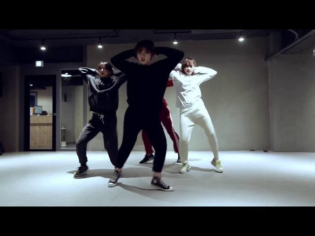 Lia Kim Choreography - La La Latch - Pentatonix