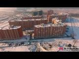 ЖК «Спортивная деревня» 24 декабря 2016 Краснодар, ул.Ближний западный обход э...