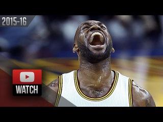 LeBron James Full Game 1 Highlights vs Raptors 2016 ECF - 24 Pts, BEAST Mode! #NBANews #NBAPlayoffs #NBA