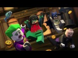 Clip - LEGO DC Comics Super Heroes - Justice League: Gotham City Breakout -- Opening Minute