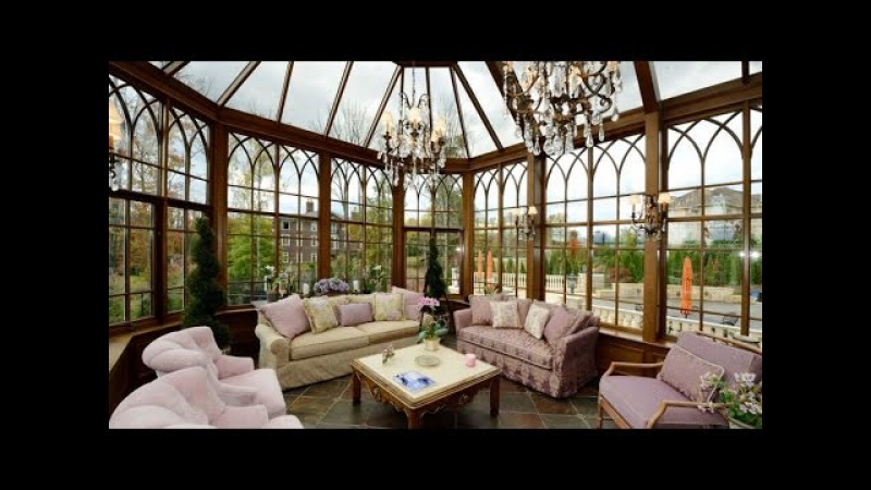Elegant and Sumptuous Sunrooms