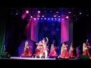 Сергей Журавлев и Народный ансамбль индийского танца Ситара - Стилизация катхак