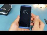 Samsung Galaxy S8 Распаковка