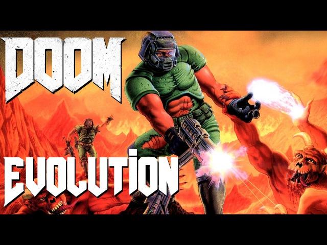 DOOM Evolution – DOOM 1993 vs. DOOM 2 vs. DOOM 3 BFG vs. DOOM 2016 Graphics Comparison