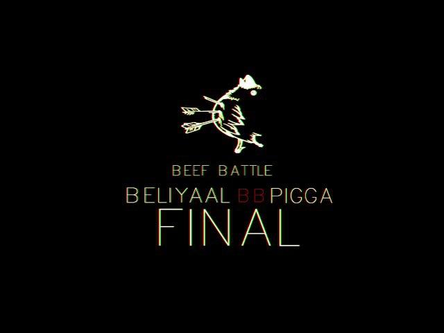 BeefBattle Весеннее обострение Pigga BB Beliyaal