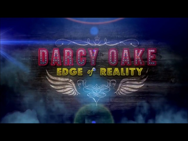 Introducing Darcy Oake the illusionist