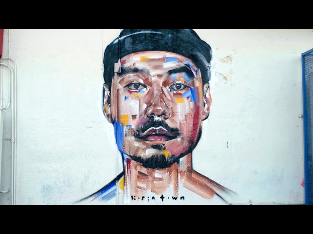 Dumbfoundead - Murals (Prod. By Stereotypes) [Official Music Video]