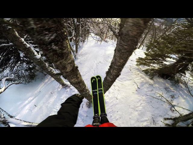 GoPro Snow Jesper Tjäders Forest
