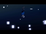 """[Undertale] ECHO - Animation + song """"Up From Here – For The First Time""""."""