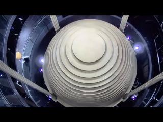 Гигантский шар внутри небоскребов удерживает их от колебаний