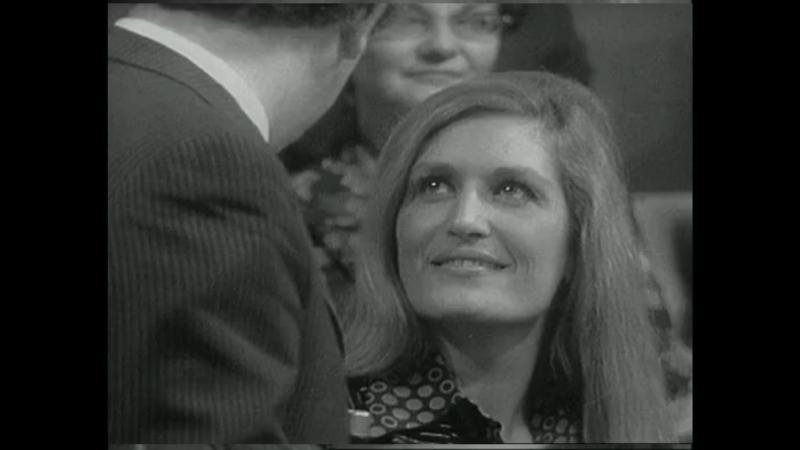 Dalida - Entrez sans frapper / 19-11-1971