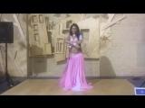 Нежный танец живота в Исполнении Ланы Тиграны 7068