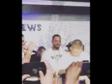 Another video of Justin and Drake at La Vie in Toronto, Canada
