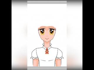 моя первая аниме