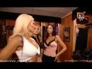 [WWE QTV[Cамці Савців]☆[WrestleMania XIX](19)]Segment]Спор див кто же создал РестлМанию?[