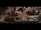Techno Marching Band 'MEUTE' plays Nick Curlys 'UNDERGROUND' (Dennis Ferrer remix)